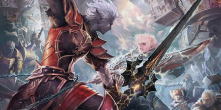 История Lineage II. Interlude