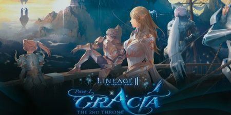 История Lineage II. The 2nd Throne: Gracia